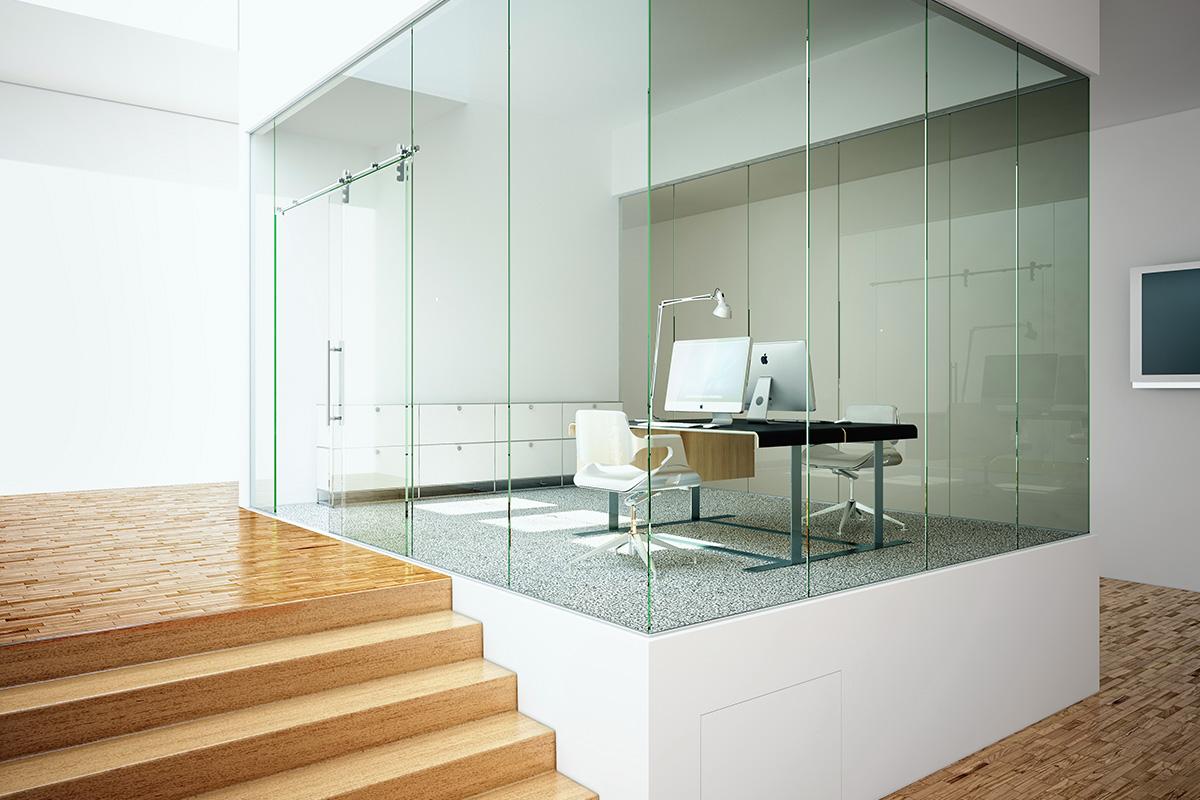 Design und Kompetenz in Glas - Joachim Schwab